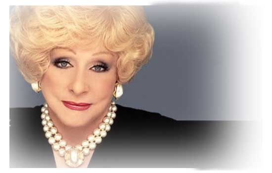 Photo of Mary Kay Ash as a female successful christian entrepreneurs