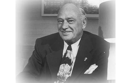 Image of Conrad Hilton as one of the 7 successful entrepreneurs