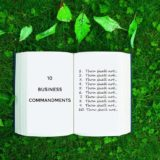 10 commandments of business