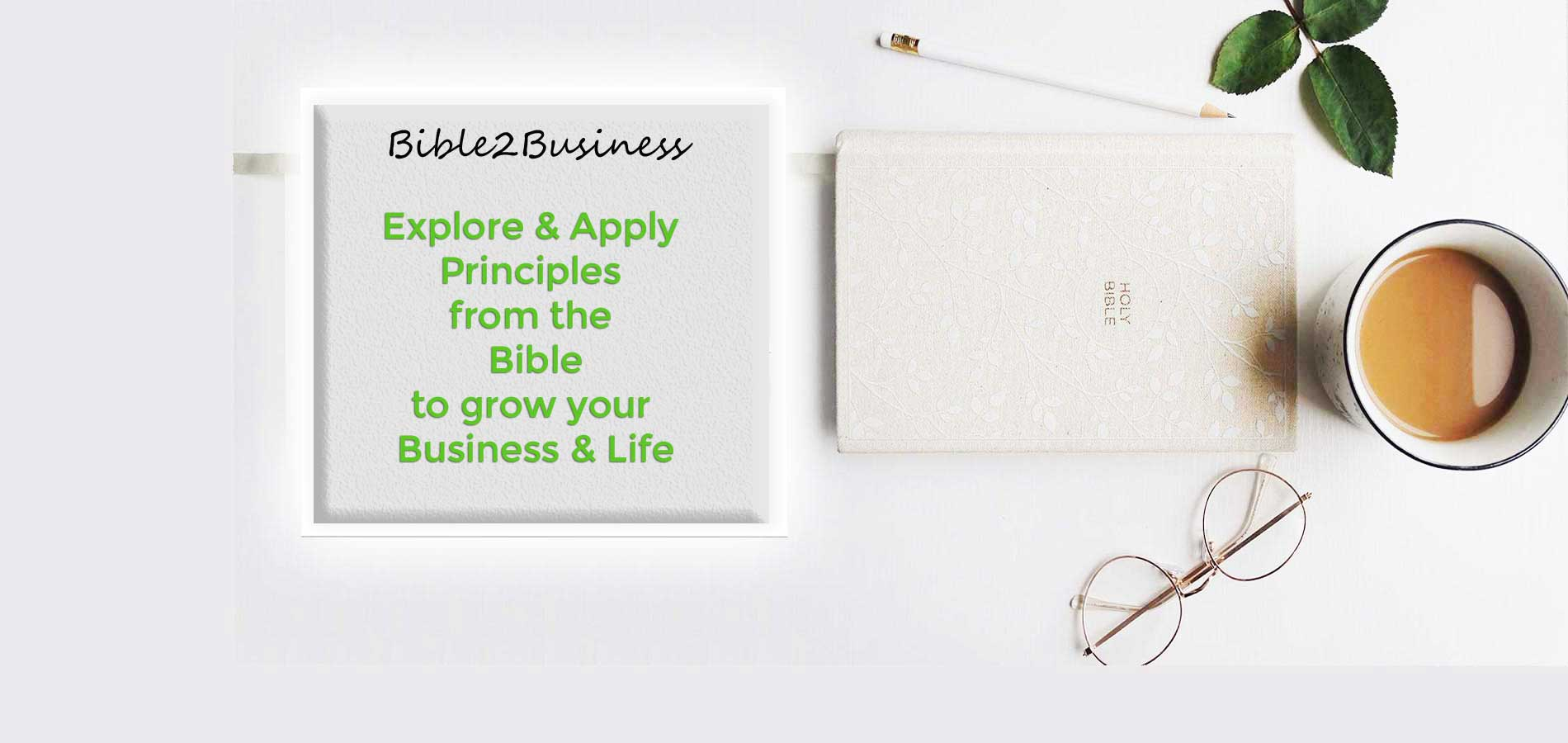 Home Page Bible2Business